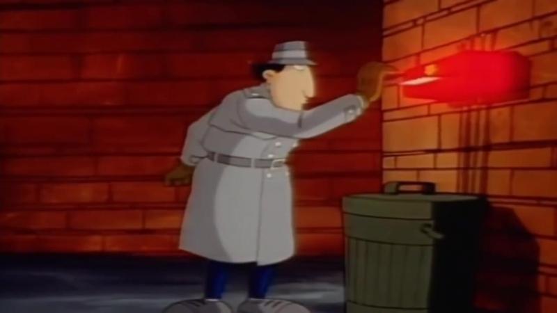 Инспектор Гаджет Inspector Gadget Первая Заставка Заставки Intro Intros Opening