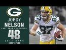 #48 Jordy Nelson (WR, Packers) - Top 100 Players of 2017  NFL
