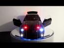 Knight Rider 1_18 Kitt 3000 Shelby Mustang Gt500 KR Umbau LED Beleuchtung
