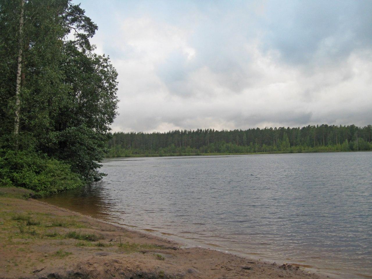 Рыбалка № 3 Озеро Щучье