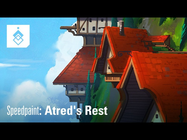 Speedpaint: Atred's Rest