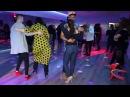 Albir Rojas Lital Weiss dance Kizomba 1