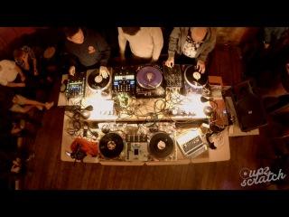Up2Scratch #005 DJ Showcase - Kutclass, TableTurnsMore, Symatic