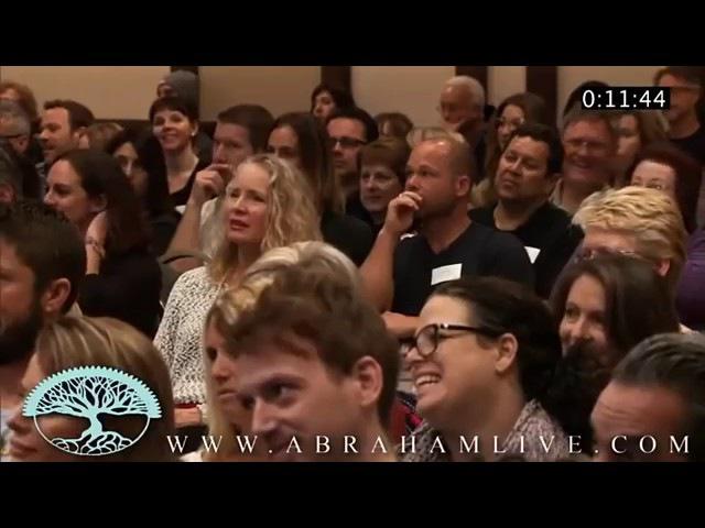 Абрахам Хикс - Семинар 10.01.15, Сан Диего, Калифорния