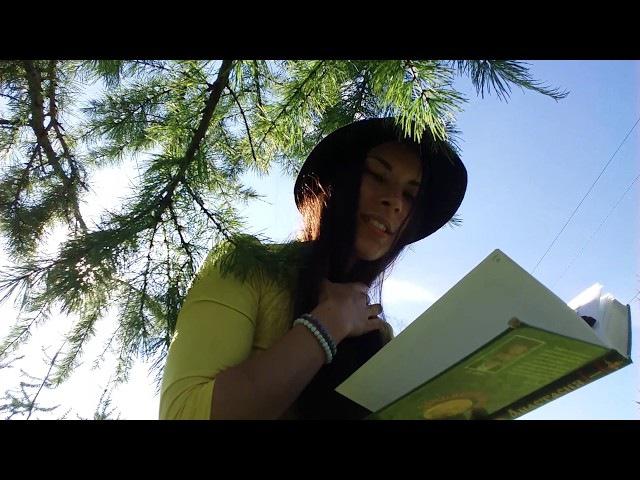 Мария Джафарова - участник конкурса чтецов книг В.Мегре