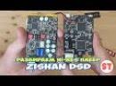 ZiShan DSD - разбираем Hi-Res плеер