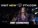 Model Talks Fall/Winter 2017 - Romy Schoenberger | FTV.com