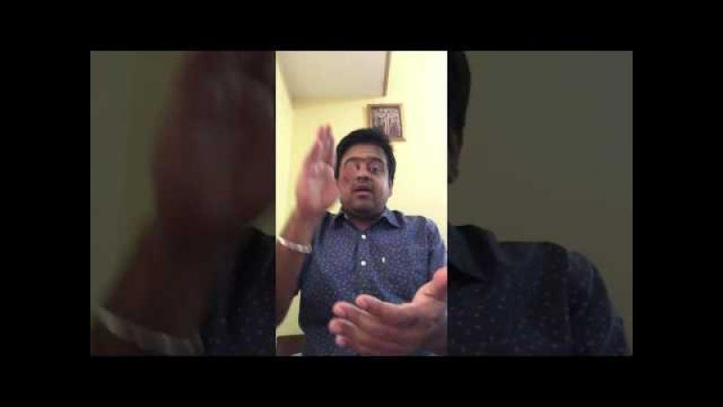 Khandachapu Korvai Improvisation - Konnakkol