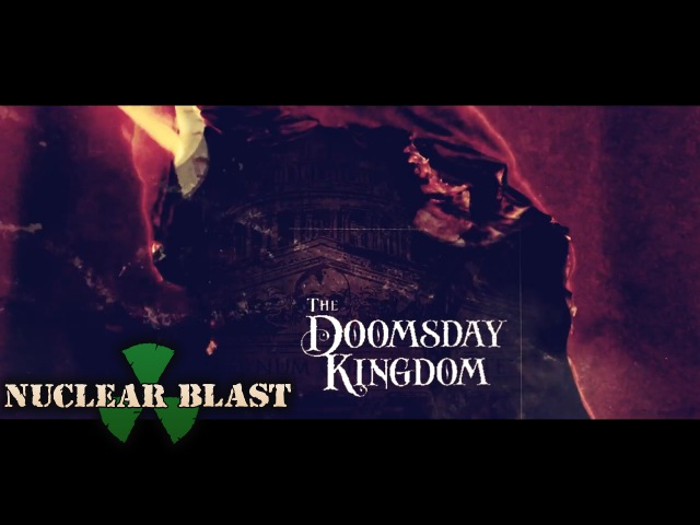 THE DOOMSDAY KINGDOM - A Spoonful Of Darkness (OFFICIAL LYRIC VIDEO)