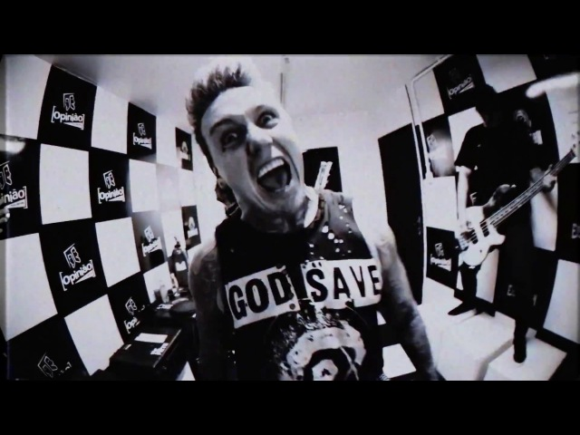 Papa Roach Crooked Teeth Official Video