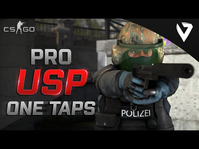 CS:GO - Pro USP ONE TAPS (Fragmovie)