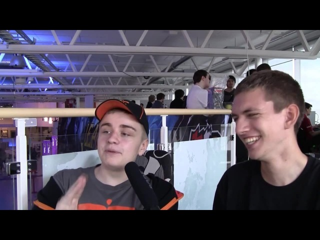 N0tail interview @ DreamHack summer 2013 · coub, коуб