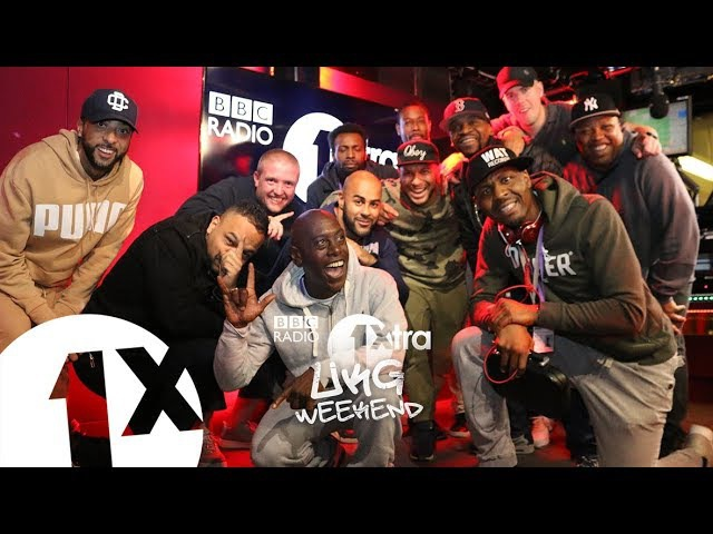The Ultimate UK Garage back2back with DJ Target