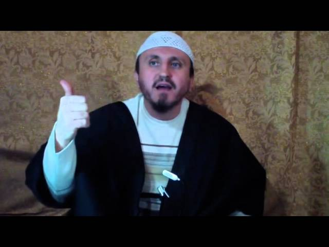 Абу Яхья - Аллах ненавидит распутного и сквернослова