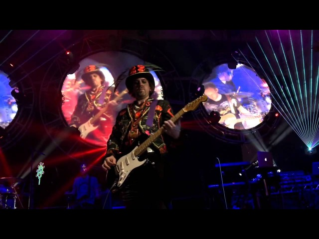 Shpongle - When Shall I Be Free? (Live In London 2015)