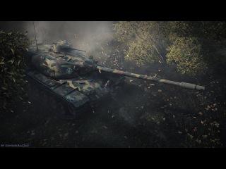 World of Tanks T110E5 - 11 Kills 9,4K Damage