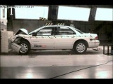1996 Chrysler ConcordeDodge IntrepidEagle Vision NHTSA Frontal Impacts