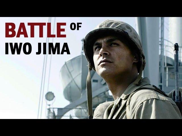 Battle of Iwo Jima   WW2 in Color   USMC Documentary   1945