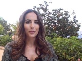 Camilla Belle Talks about
