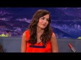Camilla Belle on Conan - Part 02