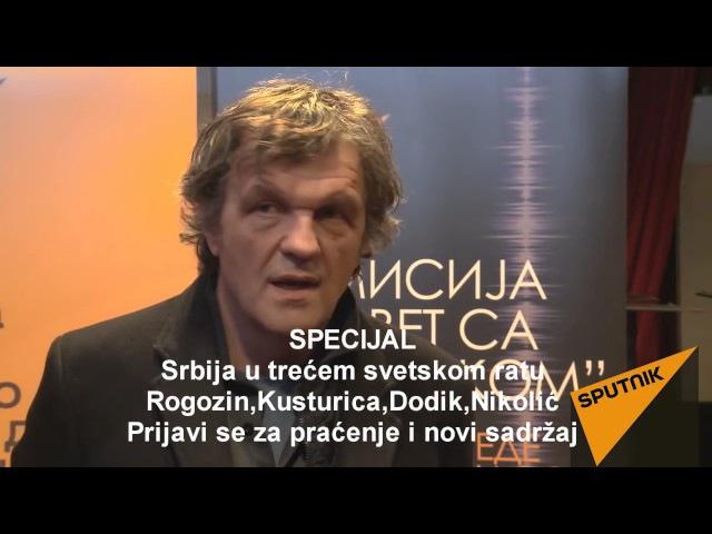 NOVO!! HD Šta li se to sprema! Savez Rusije i SrbijeKusturica,Dodik,Rogozin,Nikolić!!