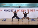 Lucozade Sport Made to Move Session 1 - Anthony Joshua