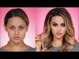 Full Face Drugstore Makeup Tutorial l Revlon