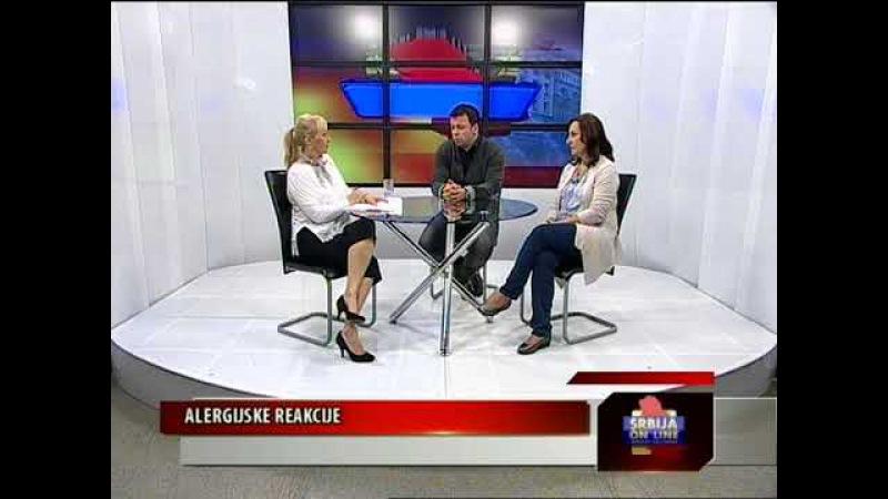 Srbija Online - Ivana Vuceljic i Predrag Poleksic - (TV KCN 20.09.2017)