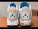 Restorations with Vick - Air Jordan Harbor Blue 3's