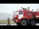 Вести.Ru Пожарная машина сбила девять человек в Домодедове