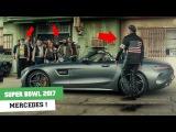 Mercedes AMG GT C Roadster Super Bowl 2017 mon coup de coeur