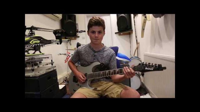 Canon Rock Guitar Version By Sam Shearn