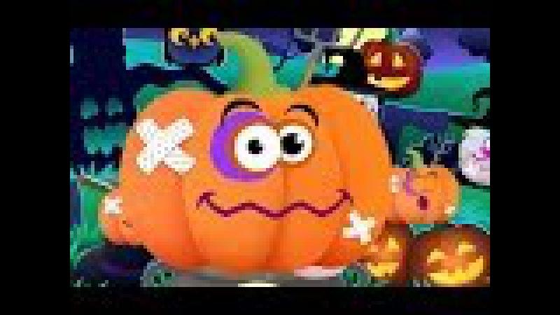 Смешная Еда Хэллоуин ★Мультик Для Детей Про Фрукты ★ детскийканал, мультикигра