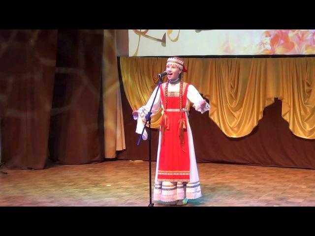 Варвара Харлова-Всеволожск-Уж вы не вейте-тко ветры буйные