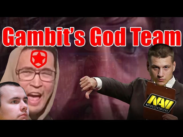 Gambit's God Team - CS:GO