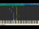 Полина Гагарина - Кукушка Кино / В. Цой cover пример игры на фортепиано, OST Битва за ...