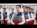 The Most Disciplined Flight Attendants In The World