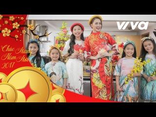 Chúc Mừng Năm Mới - Thiều Bảo Trang ft SAM's CATS | MV Official