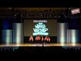 Brothers Crew - Mexico (Adult Division) @ #HHI2016 World Semis!!