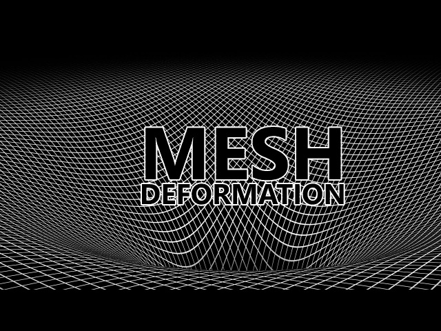 Deforming a Mesh at Runtime Based on Collisions with Unity