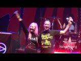 Наив и Блондинка Ксю - Се ля ви  Песня о любви - Москва, YOTASPACE 21.10.2016