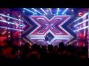 Х-Фактор 5 Жюри в ШОКЕ! Девочке всего 14 лет а она уже поёт Adele