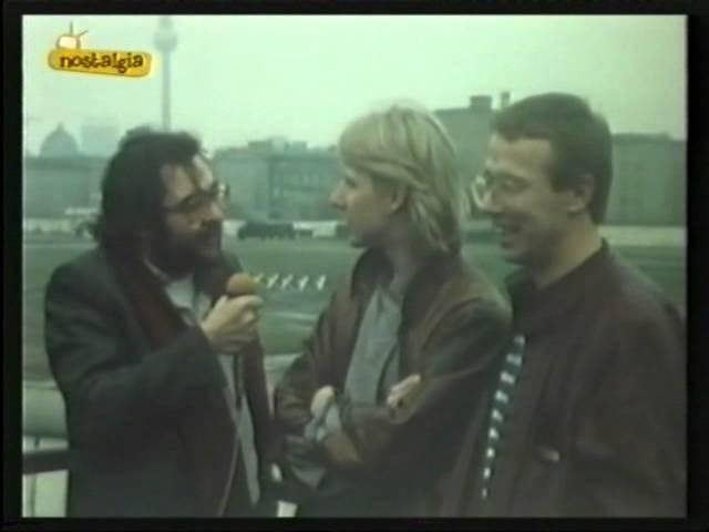 Musical express interview (TVE 1981) Ashra