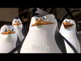 The Penguins of Madagascar - We are the Penguins One Line Multilanguage (Skipper's Part)