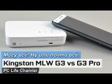 Kingston Mobile Lite Wireless G3 vs G3 Pro - практически всё в одном