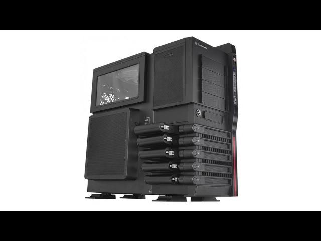 Новый компьютер необычная конфигурация Ремонтируем