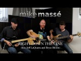 Right Down the Line (Gerry Rafferty cover) - Mike Mass