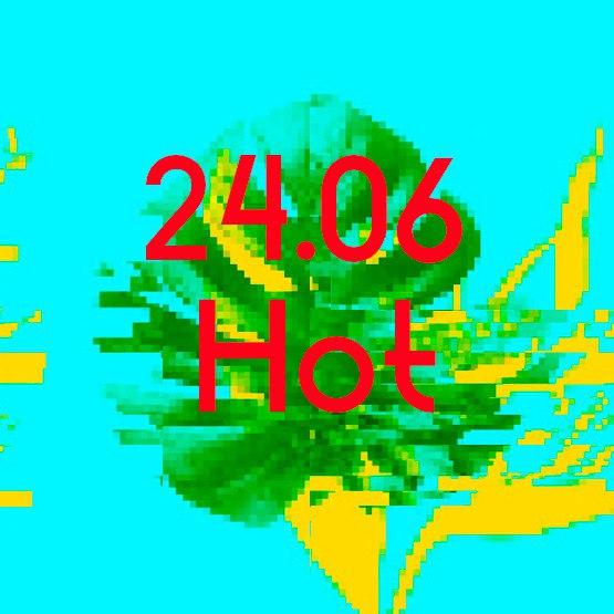 Афиша Самара 24.06 Hot Untitled