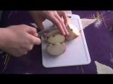 Салат из моркови и яблока - диетический, для сладкоежек