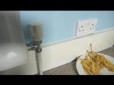Картошка фри из розетки